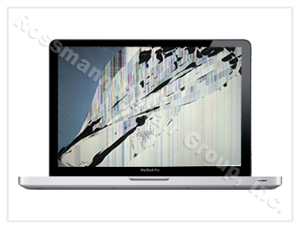 "A1286 15.4"" Unibody Macbook Pro LCD Screen Repair Replacement Service"