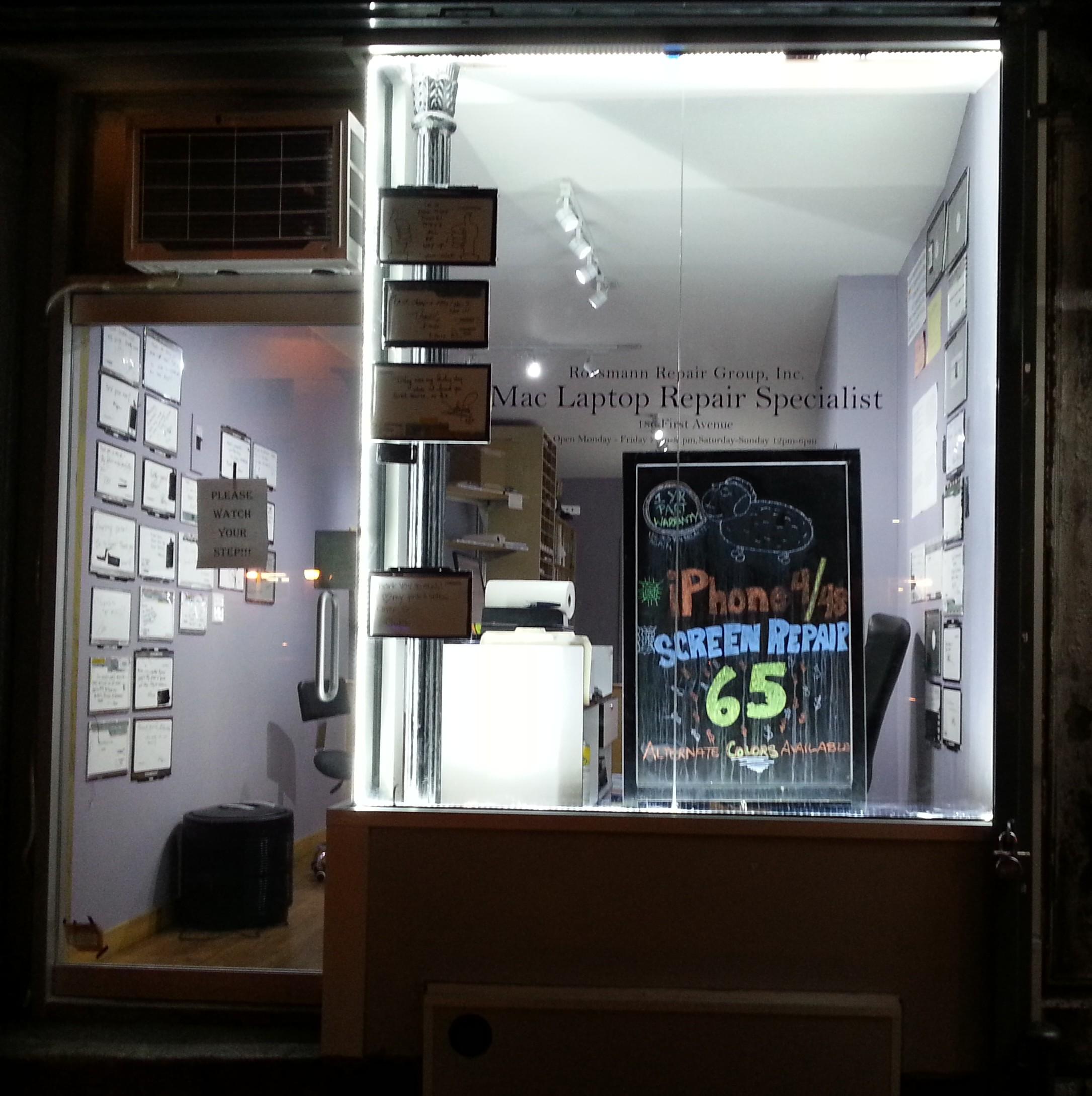 rossmann group storefront